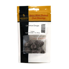 Licorice Drops - 7 ct. (approximately 1 oz)