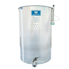 Marchisio 300L Variable Capacity Stainless Steel Tank