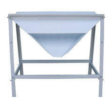 White Stand For Grape Crusher/Destemmer