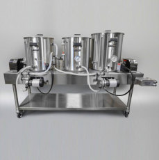 1 BBL Electric Pro HERMS Turnkey Brewing System by Blichmann Engineering