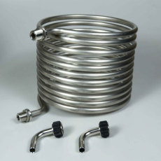 Small Stainless Steel HERMS Coil by Blichmann Engineering