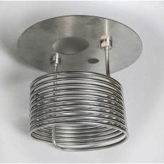 SS Cooling Coil for 7 Gallon Fermenator, Blichmann Engineering 3