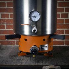 Anvil High Performance Burner Bench with Pot