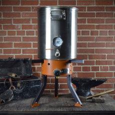 Anvil High Performance Burner with Pot