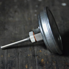Anvil Weldless Dial Thermometer Side