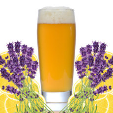 Hippie Farm Lemon Lavender Saison Extract Kit - Brewer's Reserve