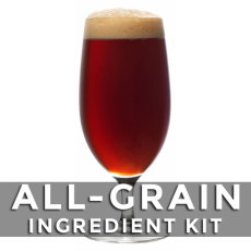 St. Gambrinus Spiced Holiday Ale All-Grain Kit
