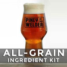 Piney the Welder All-Grain Kit
