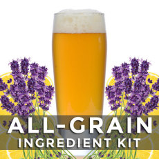 Hippie Farm Lemon Lavender Saison All-Grain Kit - Brewer's Reserve