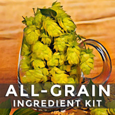 Cascade Wet Hopped Pale Ale All-Grain Kit