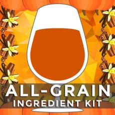 Fireside Spice Pumpkin Saison All-Grain Kit - Brewers Reserve