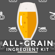 Tank Steven All-Grain Kit - Brewers Reserve