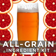 Blood Orange Fruitastic IPA All-Grain Kit - Brewers Reserve