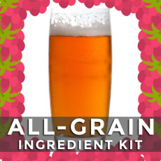 Raspberry Fruitastic IPA All-Grain Kit - Brewer's Reserve