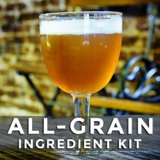 Grapefruit Abbey Belgian Single All-Grain Kit - Brewers Reserve