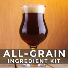 Beersquatch Barleywine All-Grain Kit - Brewer's Reserve