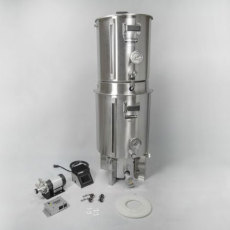 Blichmann BrewEasy All-Grain Brewing System, Gas Powered