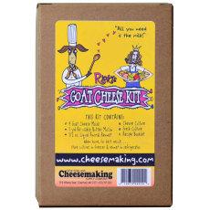 Ricki's Goat Cheese Kit Box