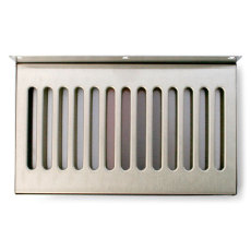 10 in. Stainless Steel Wall Mount Drip Tray