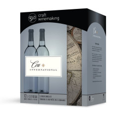 RJS Cru International Wine Kit