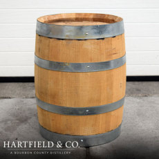 Hartfield and Co. Bourbon Barrel - 5 Gallons
