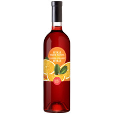 Seville Orange Sangria - RJS Orchard Breezin'