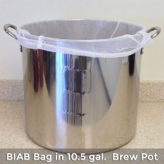 Bag for Brew in a Bag