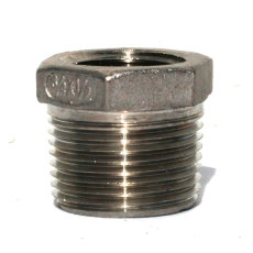 3/4 in. x 1/2 in. Stainless Steel Bushing