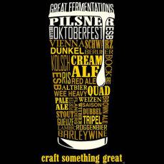 Beer Styles Long Sleeve Shirt Artwork