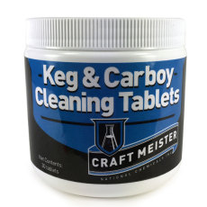 Keg and Carboy Cleaning Tablets - 30 ct.