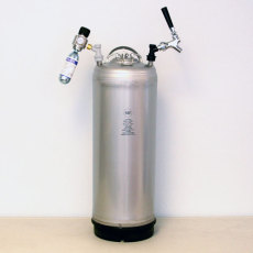 5 Gallon Turnkey Wine Kegging System_1