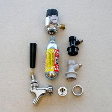3 Gallon Portable Beer Kegging Setup_2