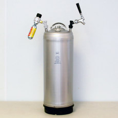 5 Gallon Portable Beer Kegging Setup