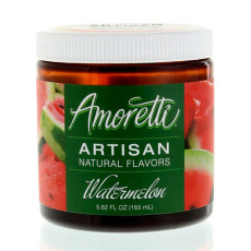 Amoretti Watermelon Artisan Natural Flavoring, 8 oz.