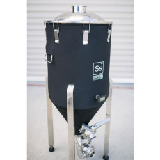 14 Gallon SS Brewtech Brewmaster Series Chronical_6