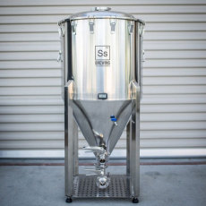 1 BBL SS Brewtech Brewmaster Series Chronical_1
