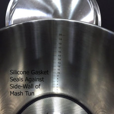 20 Gallon SS Brewtech InfuSsion Mash Tun_4