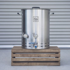 20 Gallon SS Brewtech Kettle - Brewmaster Edition