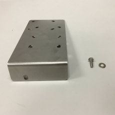 RipTide Pump Mounting Bracket for Tower of Power, Blichmann Engineering