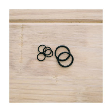 Replacement O-ring Set for Brew Bucket Ball Valve and Racking Arm, SS Brewtech