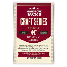 Mangrove Jack M47 Belgian Abbey Yeast