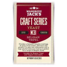 Mangrove Jack M31 Belgian Tripel Yeast