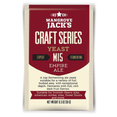 Mangrove Jack M15 Empire Ale Yeast