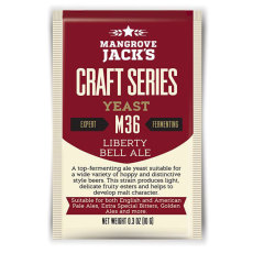 Mangrove Jack M36 Liberty Bell Ale Yeast
