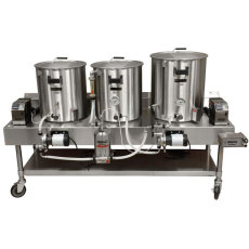 15 Gallon Blichmann Electric Pro Turnkey Brewing System