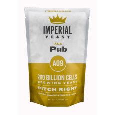 A09 Pub - Imperial Organic Yeast
