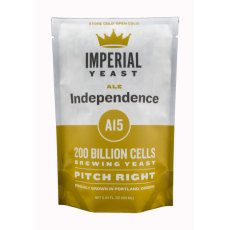 A15 Independence - Imperial Organic Yeast