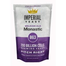 B63 Monastic - Imperial Organic Yeast
