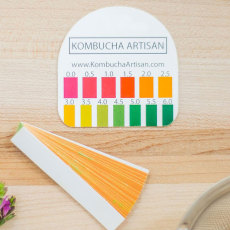 Kombucha pH Test Strips - 45 ct._1