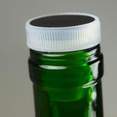 Plastic Tasting Cork in Bottle